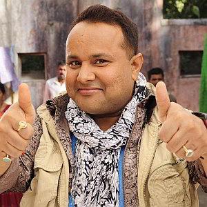 Manoj Tiger Bhojpuri Actor and Comedian