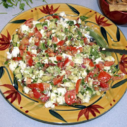 Avocado Feta Salsa | spinfaya.blogspot.com - Food Recipes, Meal ideas ...