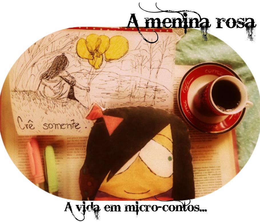 Canal no youtube - A vida em micro-contos