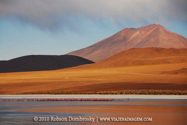 montanhas coloridas em lipez bolivia