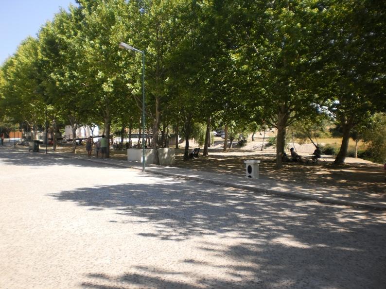 Parque de Merendas da Praia Fluvial Olhos de Água