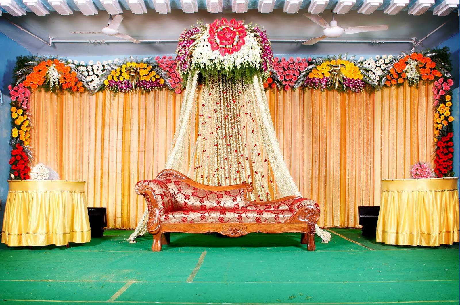 Flower decoration in zirakpur for Decoration decoration