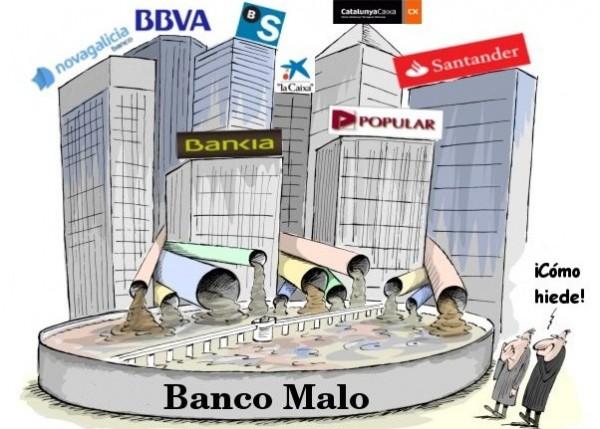 El banco malo ya tiene inversores voluntarios pa s de for Que es la clausula suelo de los bancos