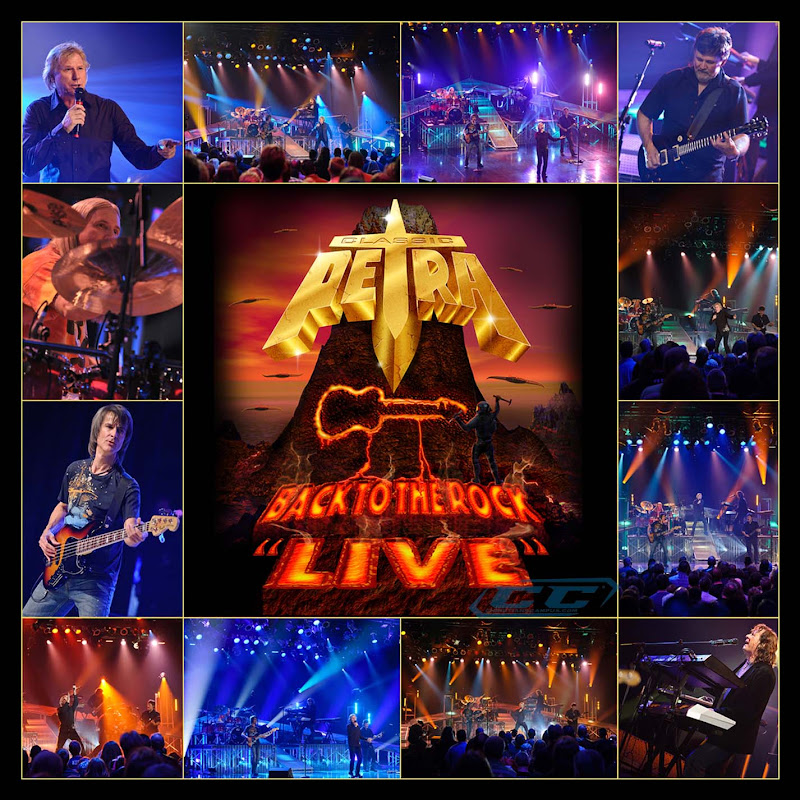 Petra - Back to the Rock Live 2011 DVD Rip English Christian Album