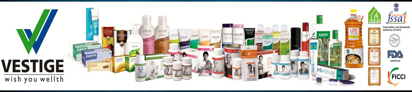 Vestige Official Blog - Wish You Wealth - Direct Selling Company in India