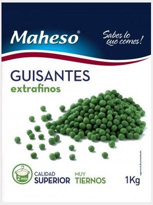Guisantes Maheso