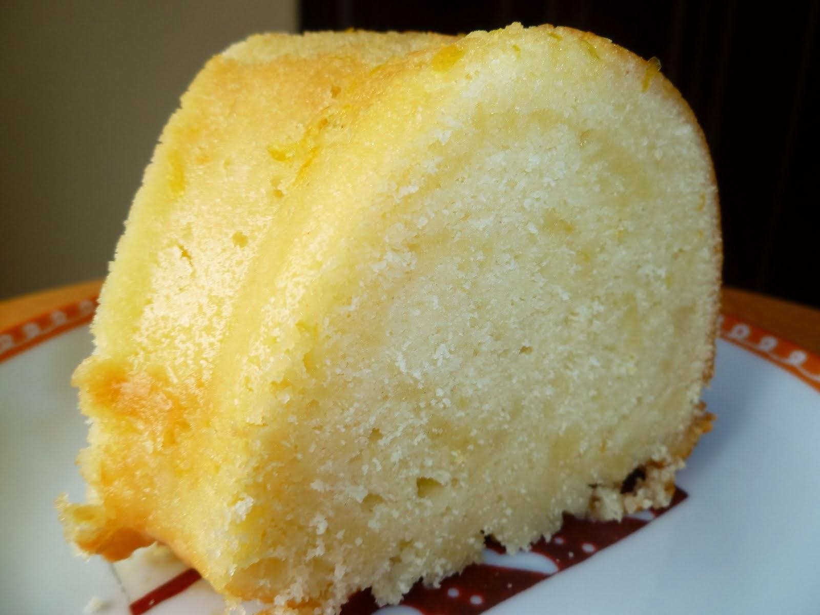 Ultimate Pound Cake