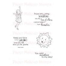 Jen's Sunshine Digi Stamp Set