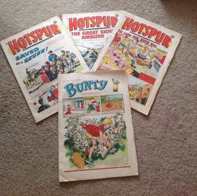 Comics from our Childhood