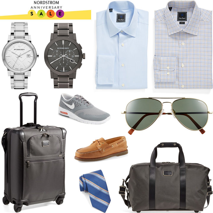 10 BEST // #NSALE FOR MEN