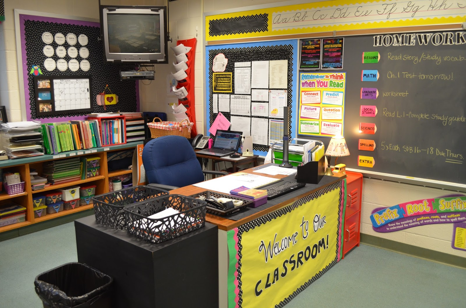 Classroom Organization Ideas 5th Grade ~ Late to the party but here s my classroom create