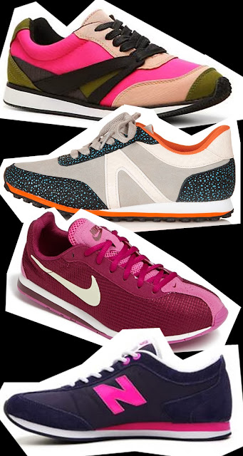Get the Look runner sneakers from Nike, Puma, Nordstrom and DSW