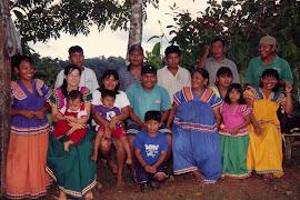 Guaymie Indianer, Costa Rica