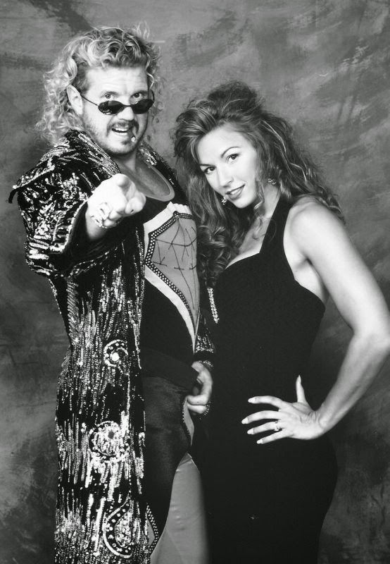 Diamond Dallas Page and Diamond Doll - WCW
