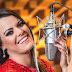 Líder do grupo Diante do Trono, Ana Paula Valadão tornou-se a cantora mais famosa da música evangélica