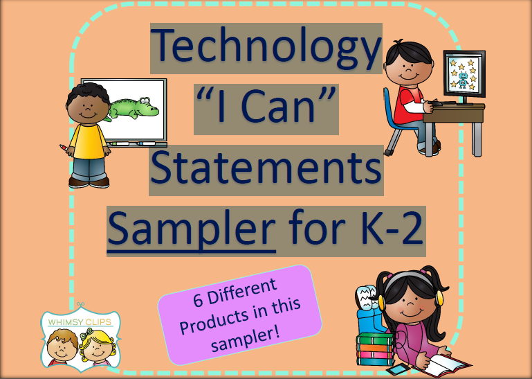 https://www.teacherspayteachers.com/Product/Technology-I-Can-Statements-Sampler-for-3-5-1549179