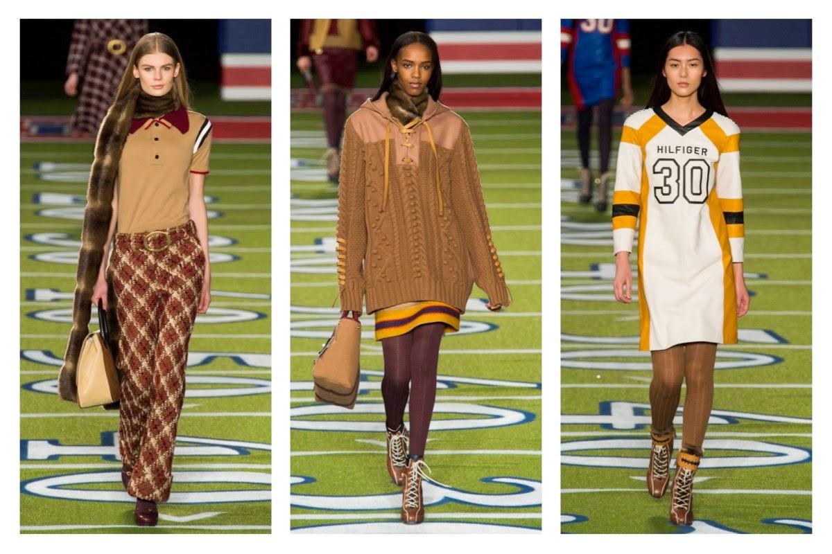 D fil pr t porter automne hiver 2015 2016 nyfw tommy hilfiger the best fashion blog - Robes americaines pret a porter ...