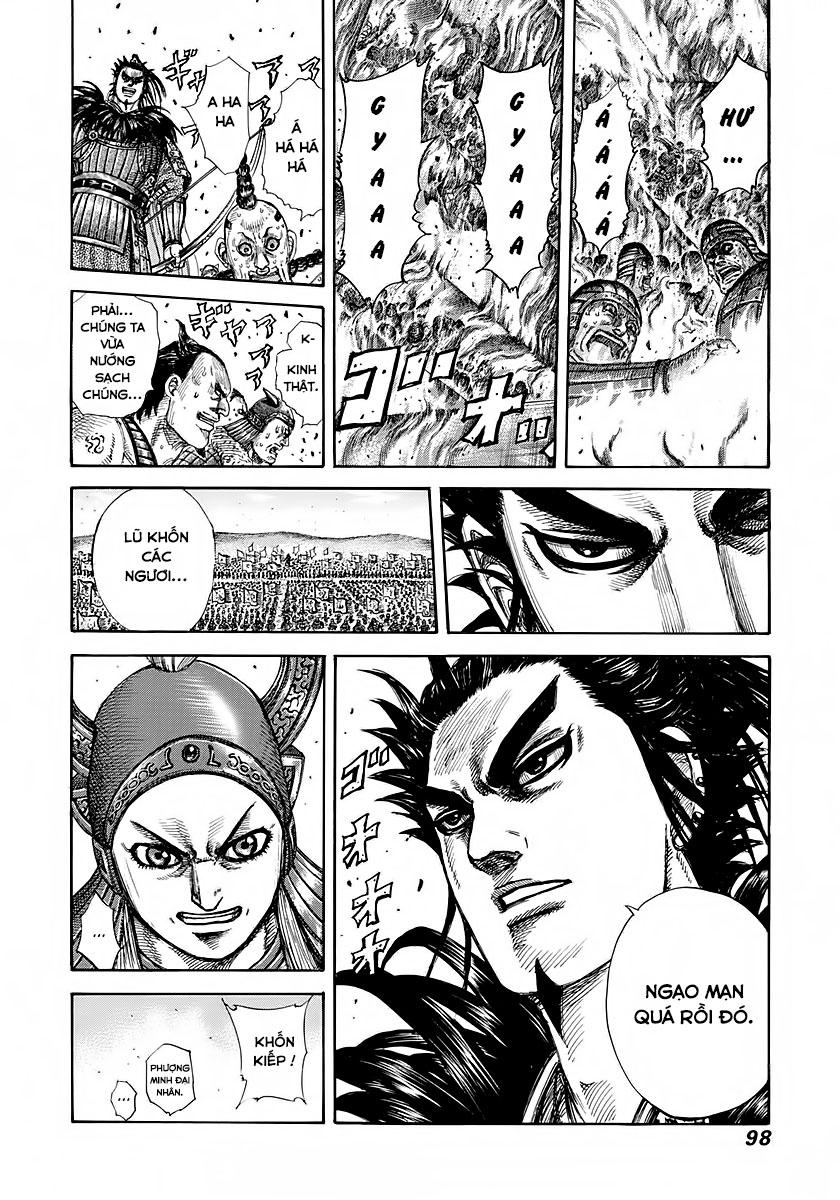 Kingdom - Vương Giả Thiên Hạ Chapter 277 page 17 - IZTruyenTranh.com