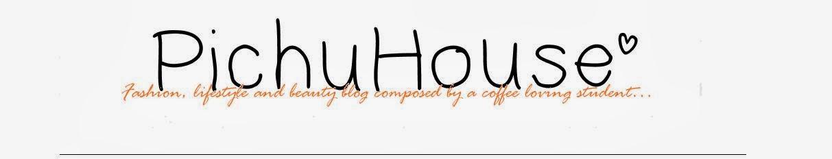 Pichu House | UK Fashion, Beauty, Lifestyle Blog