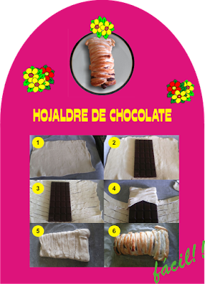 Hojaledre de Chocolate