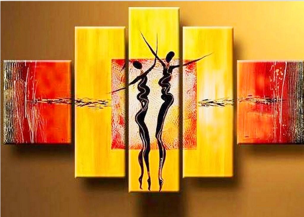 Cuadros pinturas oleos abstractos leo - Cuadros abstractos minimalistas ...