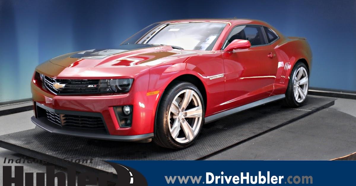 Drive Hubler Blog 2013 Chevrolet Camaro Zl1 For Sale In
