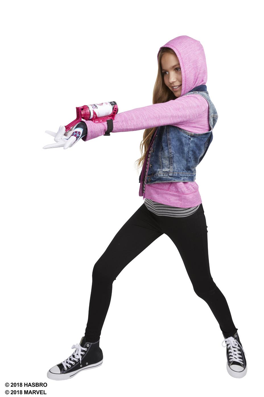 Marvel Rising Hooded Sweatshirt for Girls Multi