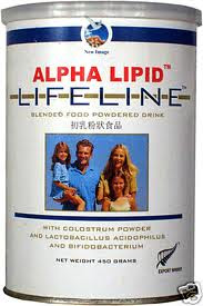 Produk: Alpha Lipid Lifeline