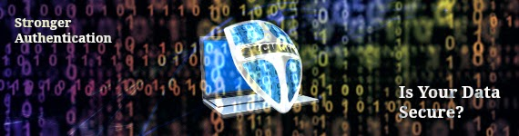 Strong Authentication and Data Security