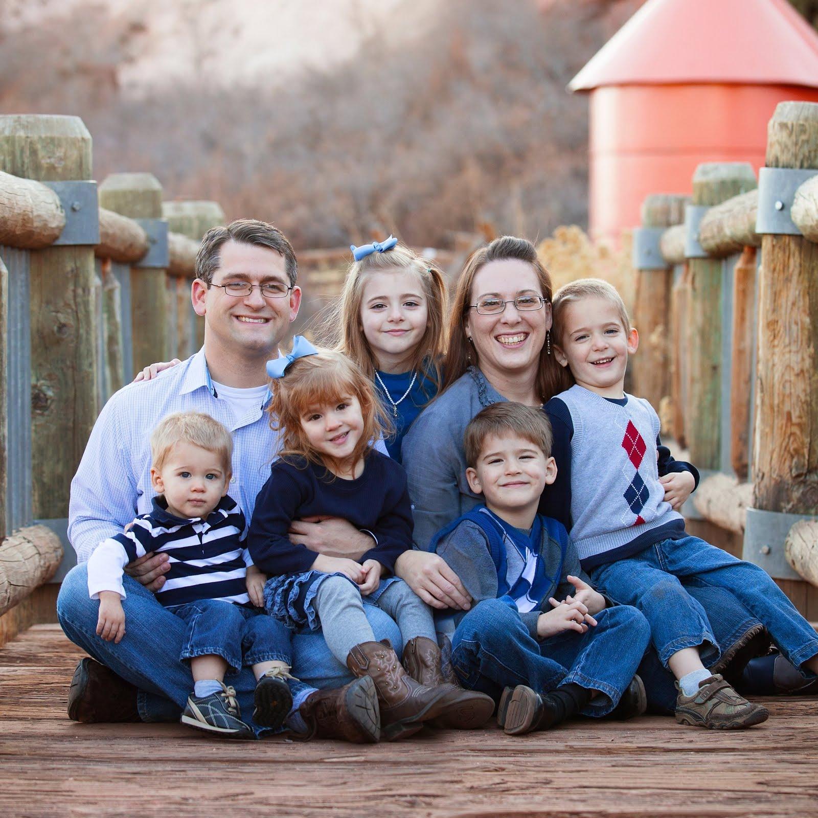 Ben & Andrea & Kids