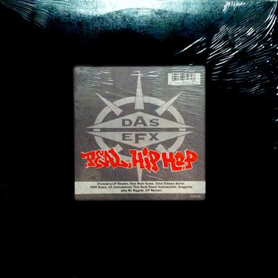 Das EFX – Real Hip-Hop (VLS) (1995) (320 kbps)