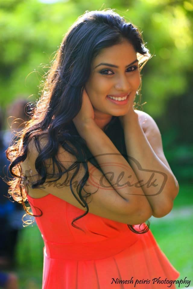 Rithu Akarsha cute