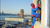high rise window cleaner