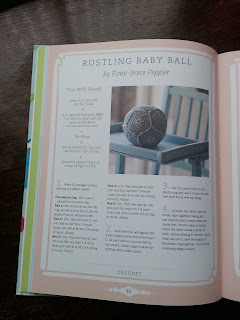 baby ball pattern from stitch craft create