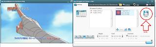 langkah ke 7 untuk memotong video menggunakan SolveigMM AVI Trimmer + MKV