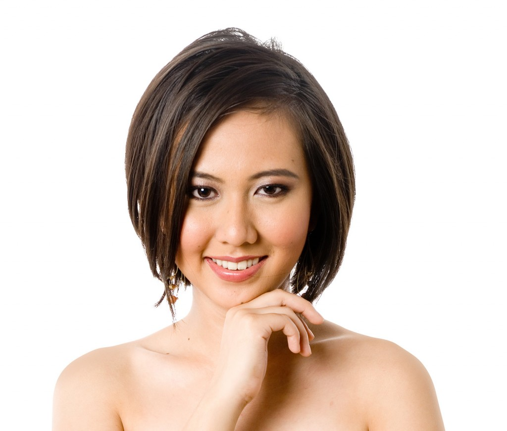 Short Asian Hairstyles Girls