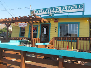Sylvester's Burgers