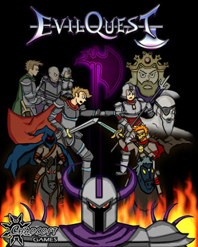 Press Start - EvilQuest