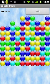 bubble poke apk scrrenshot