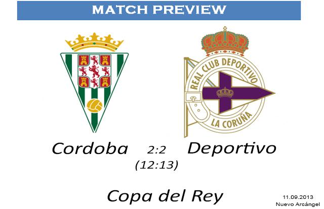 Cordoba-Deportivo Copa