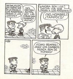 ¿Que opinan de Mafalda? Mafalda1
