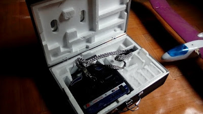 DIY Transmitter Box by Nwe Yoe