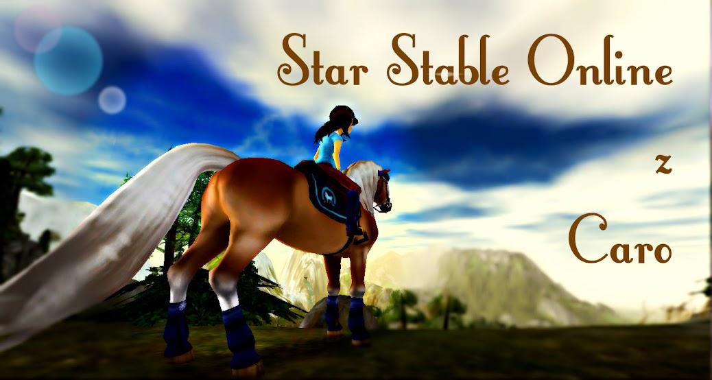 Star Stable Online z Caro i Aleks