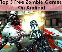Autumn Zombie Game4