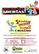 I festival Cenáculo de Teatro Cristão