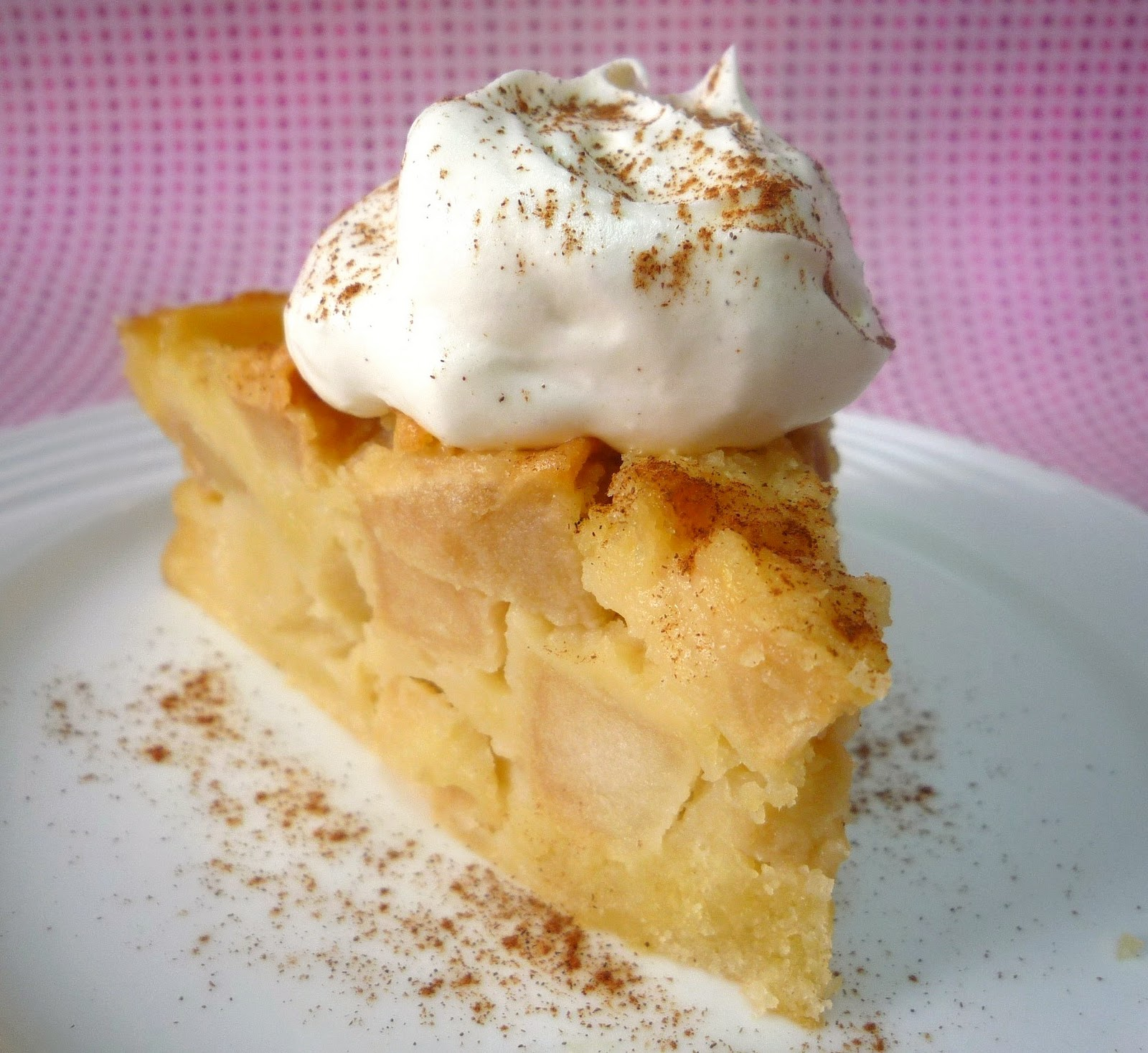 Food Wanderings : French Apple Cake {It's Beginning To Look A Lot Like ...