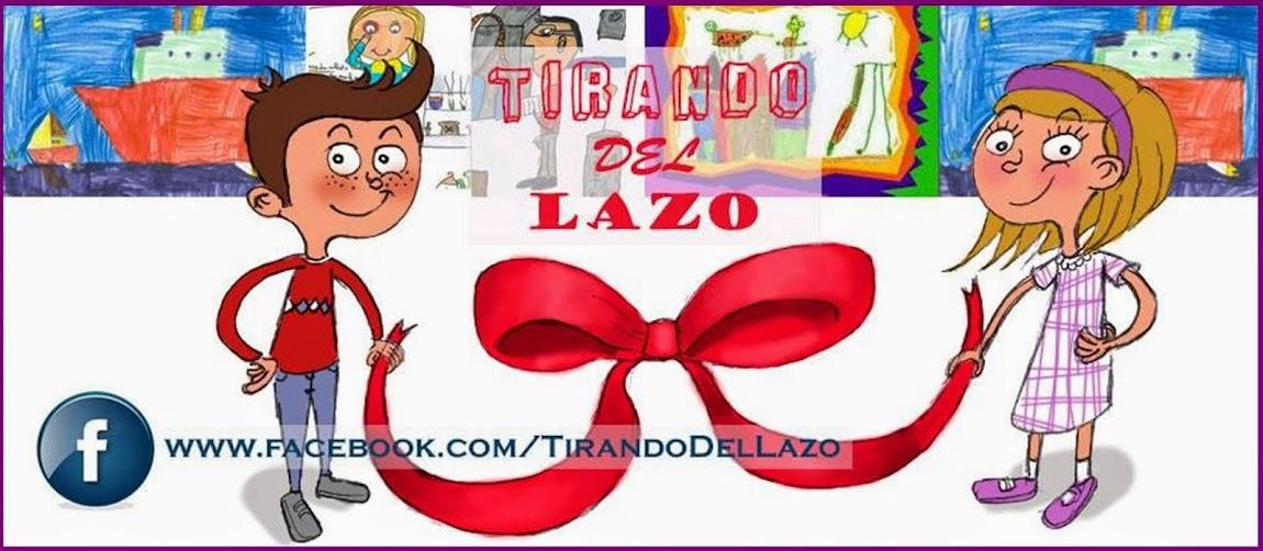 TIRANDO DEL LAZO