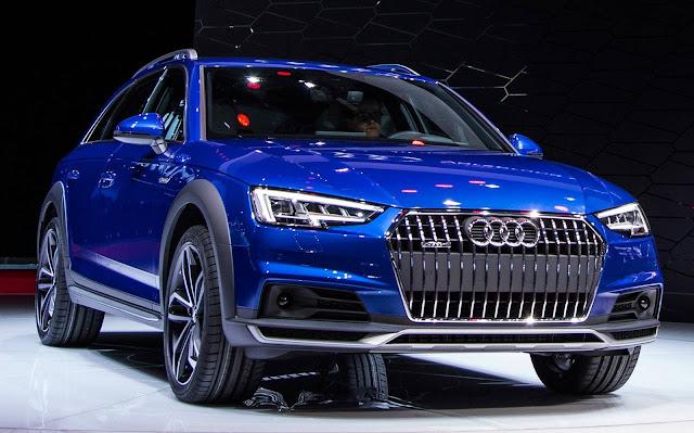 Novo Audi A4 2017 Allroad Quattro