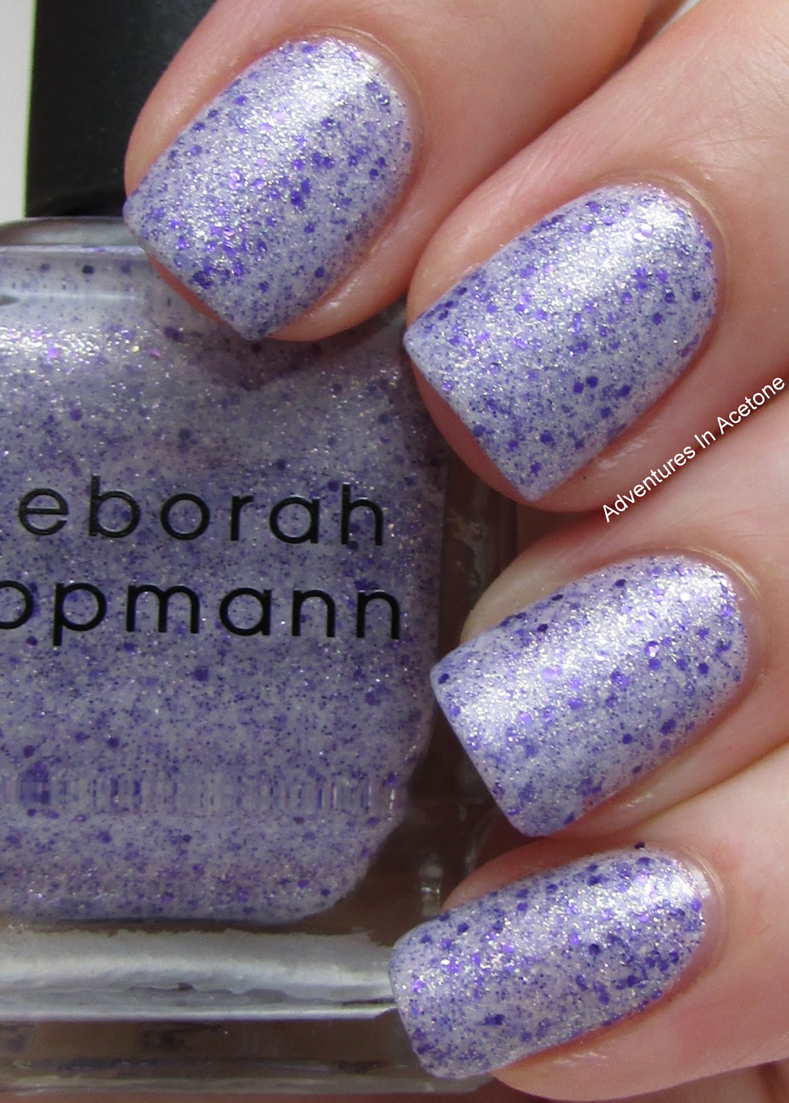 Deborah Lippmann Mermaids SWATCHES! - Adventures In Acetone