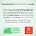 Convite: Desfile Beneficente - Festa do Senhor dos Passos 2013